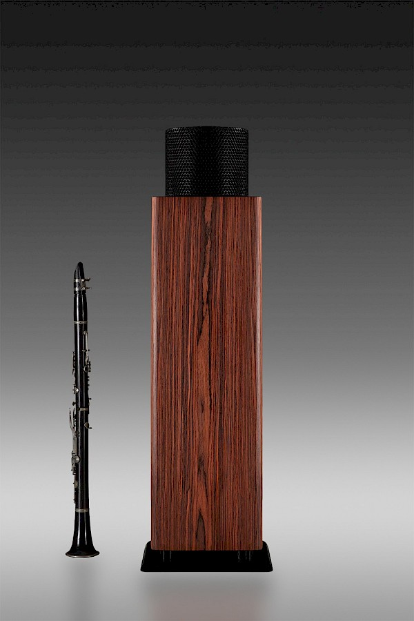 Walsh 2000 Tall Speaker in Rosewood