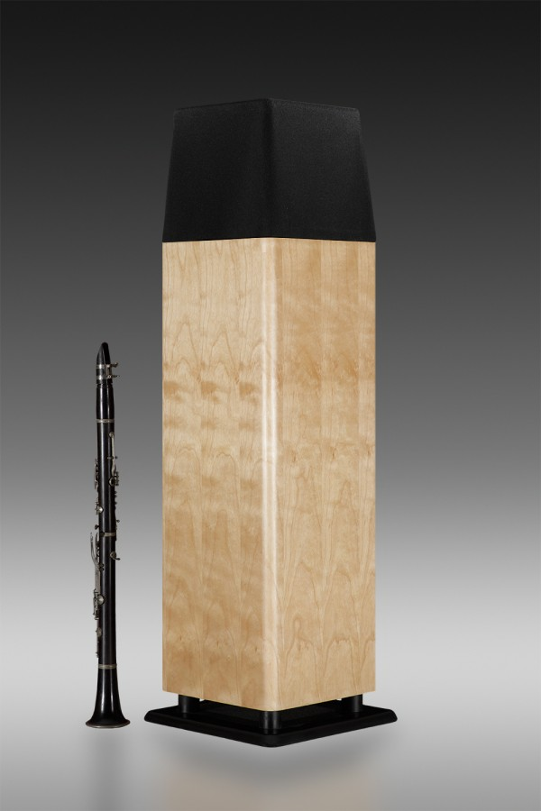 Walsh 3000 Tall Speaker in Maple