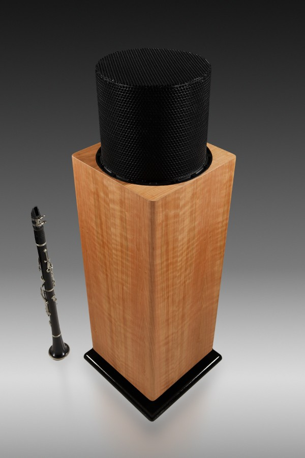 Walsh 5000 Tall speaker in Cherry