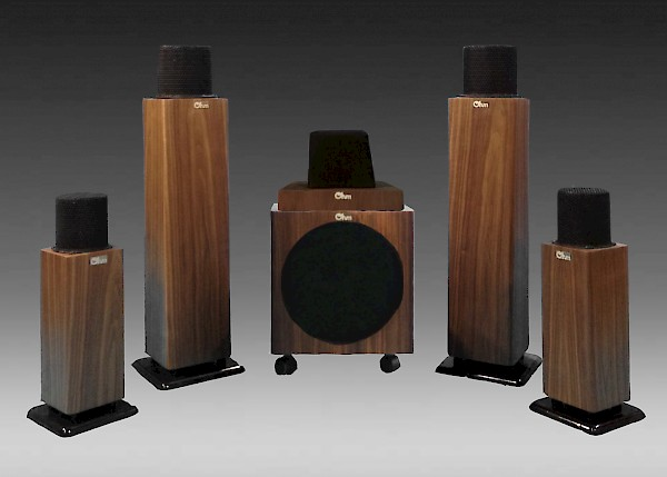 Walsh HT-1000 5.1 Home Theater System