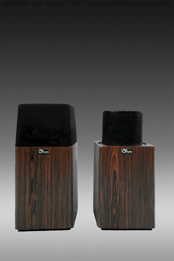 Walsh 2000 Satellite Speaker in Rosewood