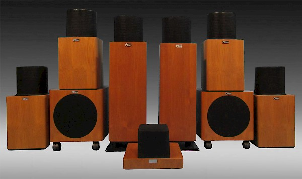 Walsh HT-3000 7.2 Home Theater System