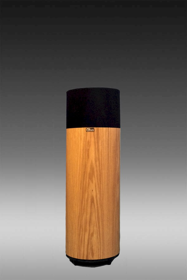 Super Sound Cylinder in Oak