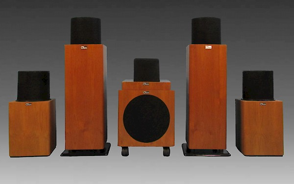 Walsh HT-3000 5.1 Home Theater System