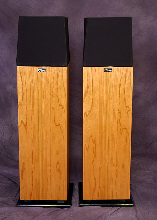 Walsh 3000, Don Lindich's Sound Advice Blog | Reviews | Ohm Speakers | Custom Audiophile ...